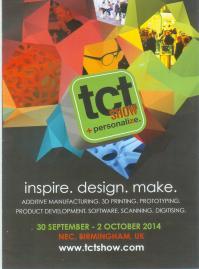 tct show brochure